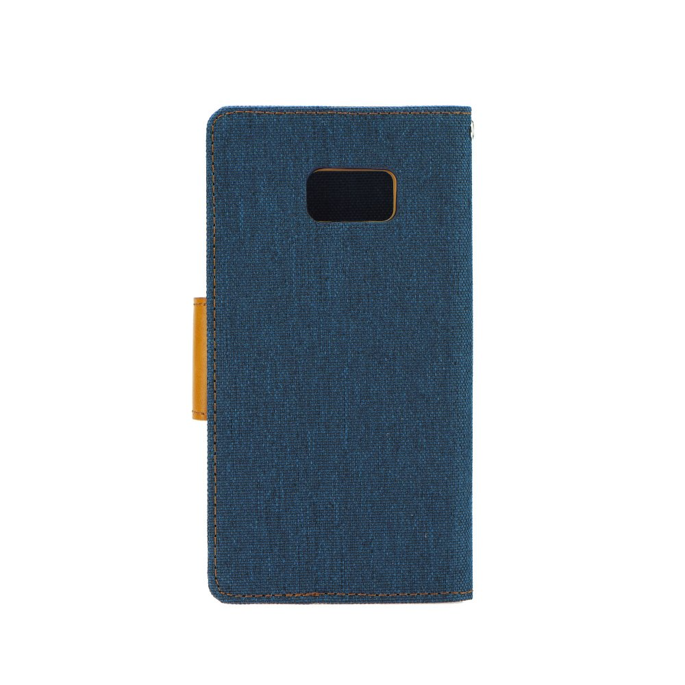Puzdro Canvas Book Samsung Galaxy A510F (2016) blue