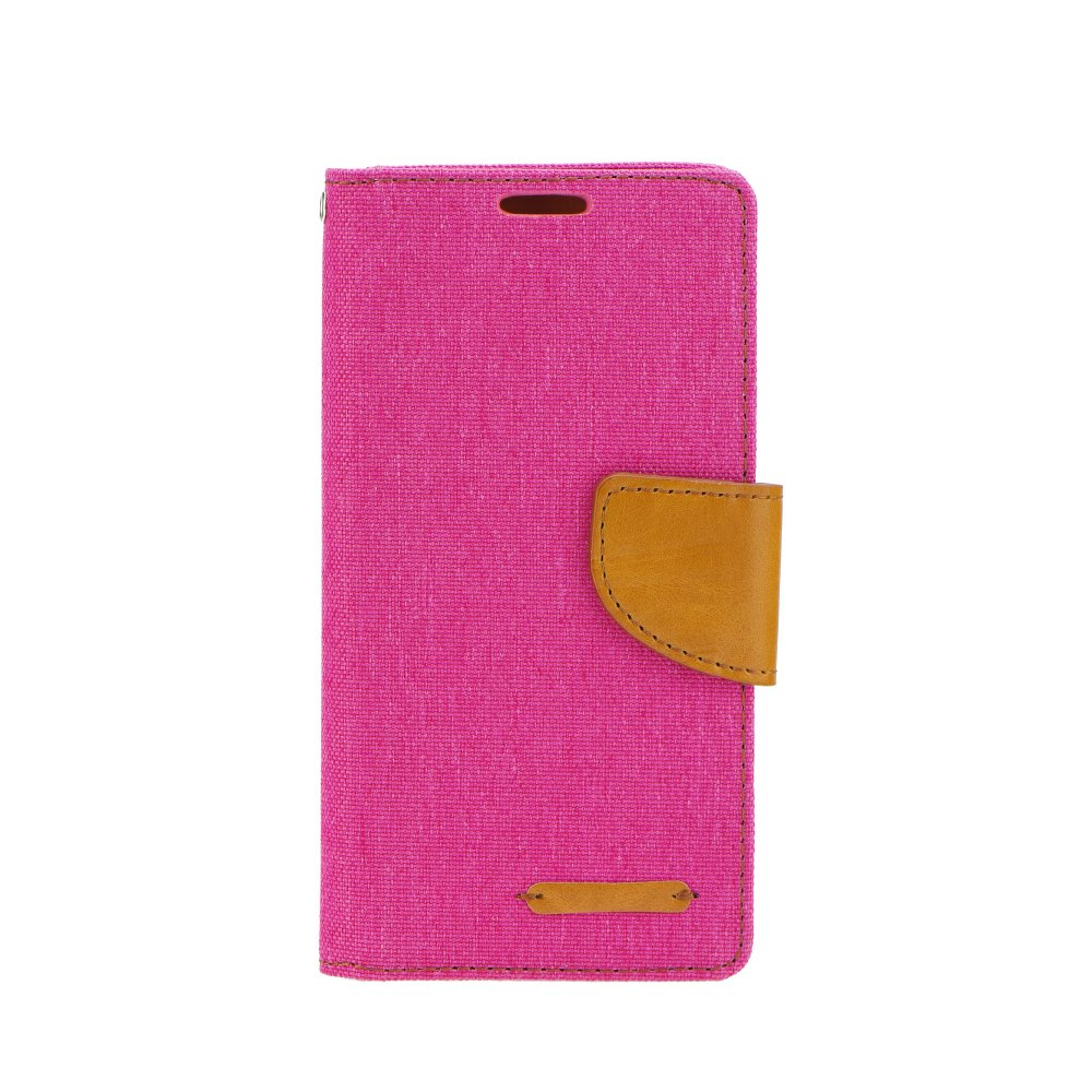 Puzdro Canvas Book Samsung Galaxy A510F (2016) pink