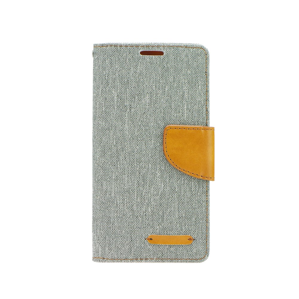Puzdro Canvas Book Samsung Galaxy A510F (2016) grey