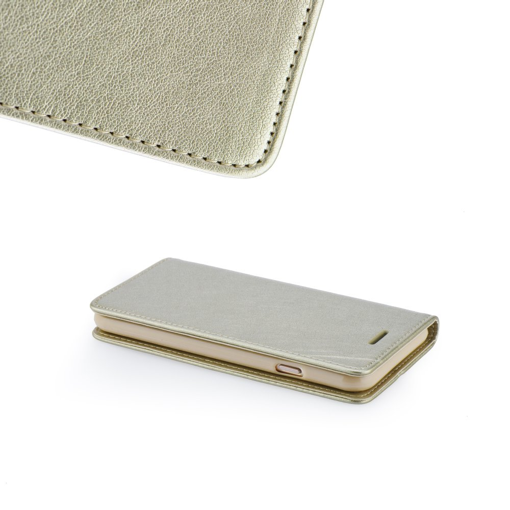 Puzdro Magnet Book Samsung Galaxy A510F (2016) gold