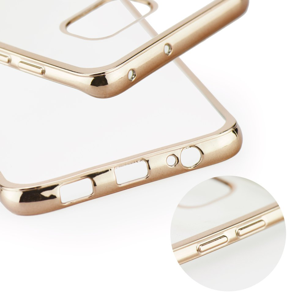 ELECTRO Jelly Case Huawei P8 Lite gold