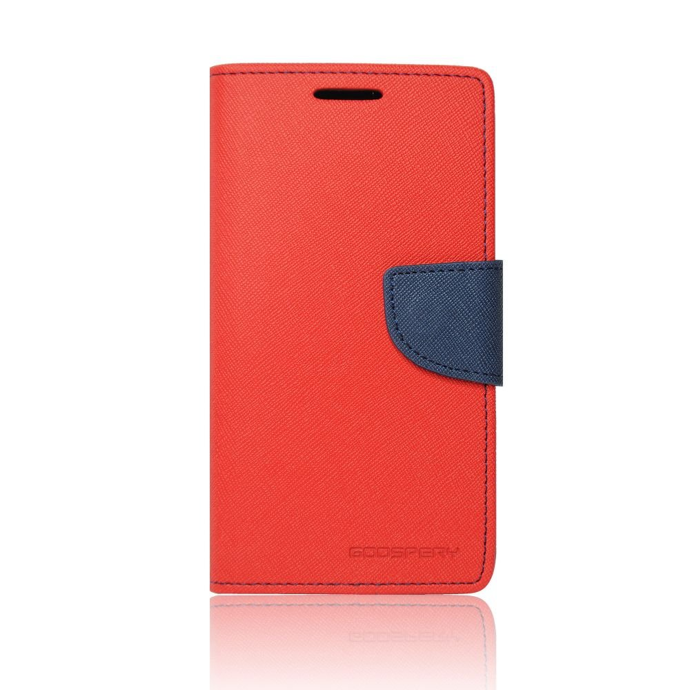 Puzdro Mercury Apple Iphone 5/5s/SE red