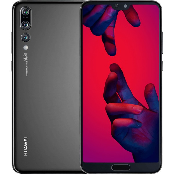 Huawei P20 Pro 6GB/128GB Single SIM black