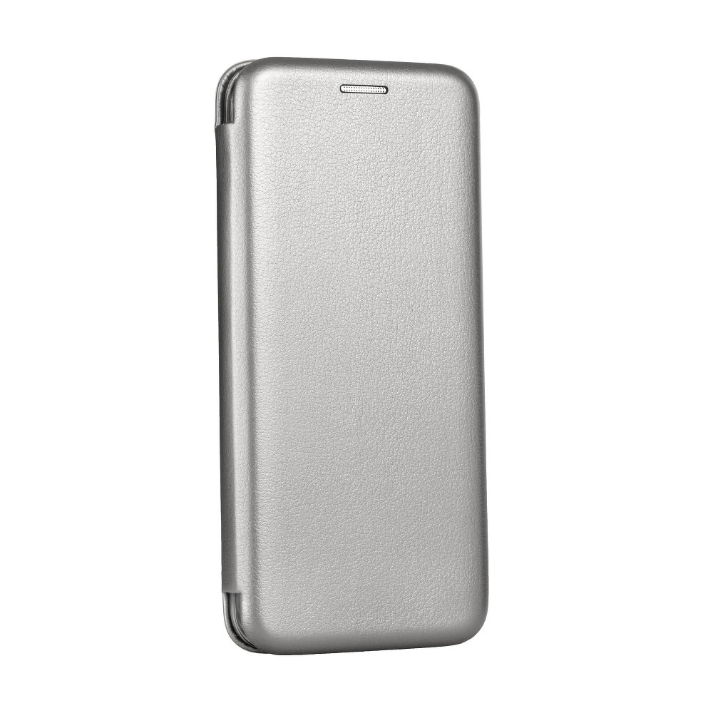 Puzdro Forcell Elegance Huawei P20 Lite silver