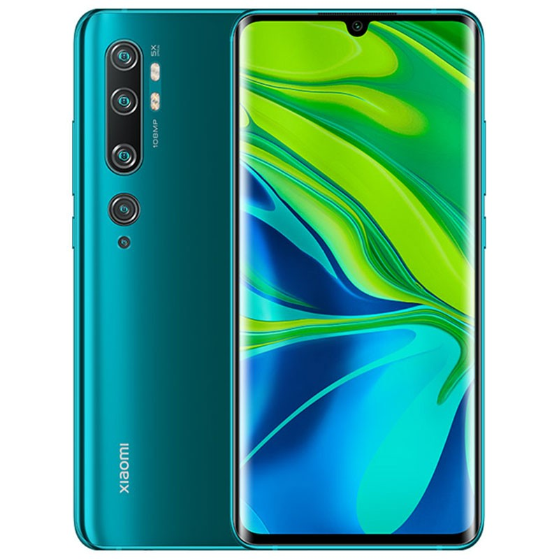 Xiaomi Mi Note 10 6GB/128GB green