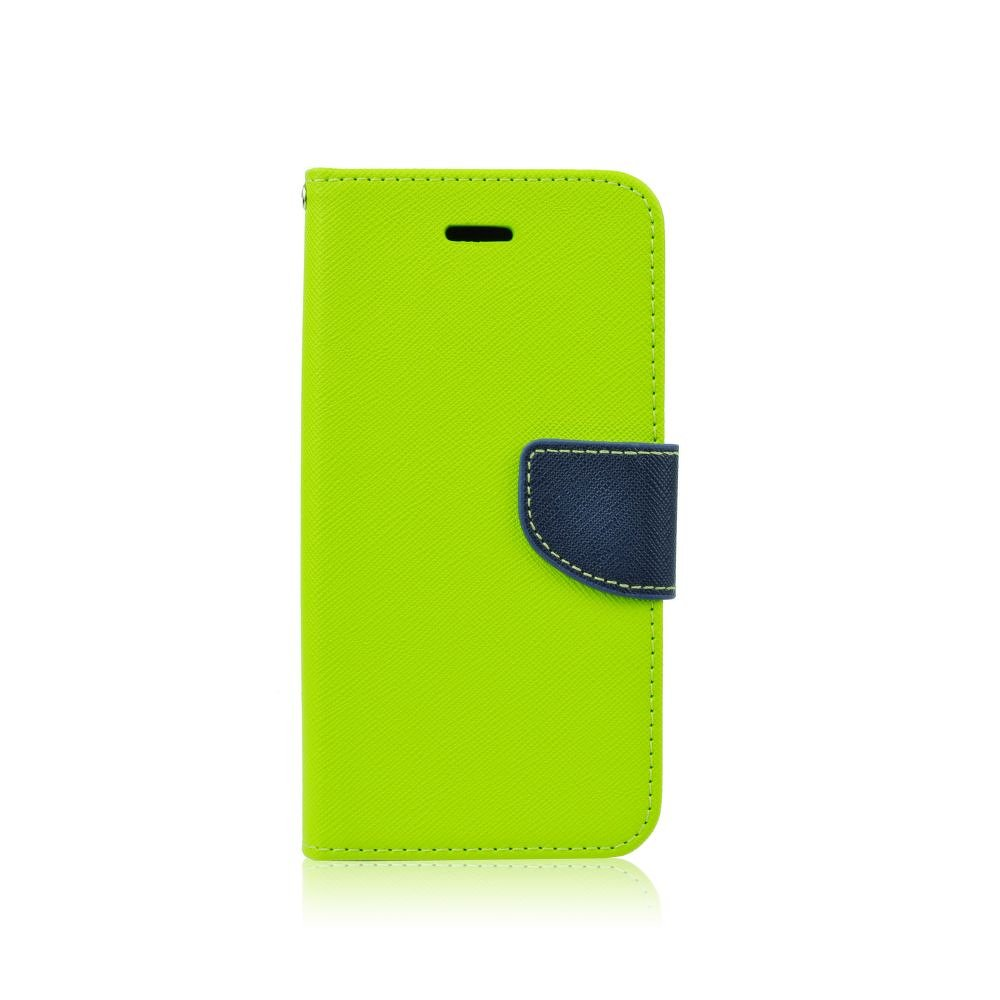 Puzdro Fancy Book Sony Xperia Z5 Compact Lime