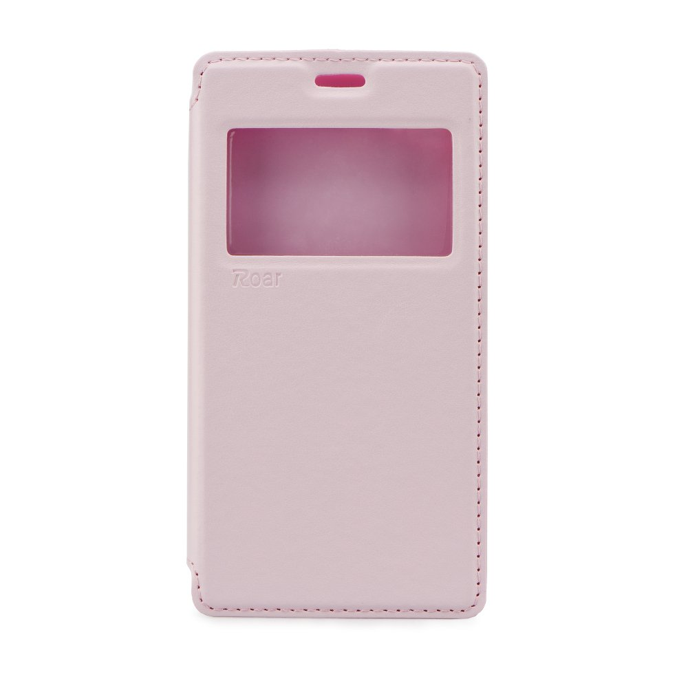 Puzdro Roar Noble pre Sony Xperia Z5 Compact pink