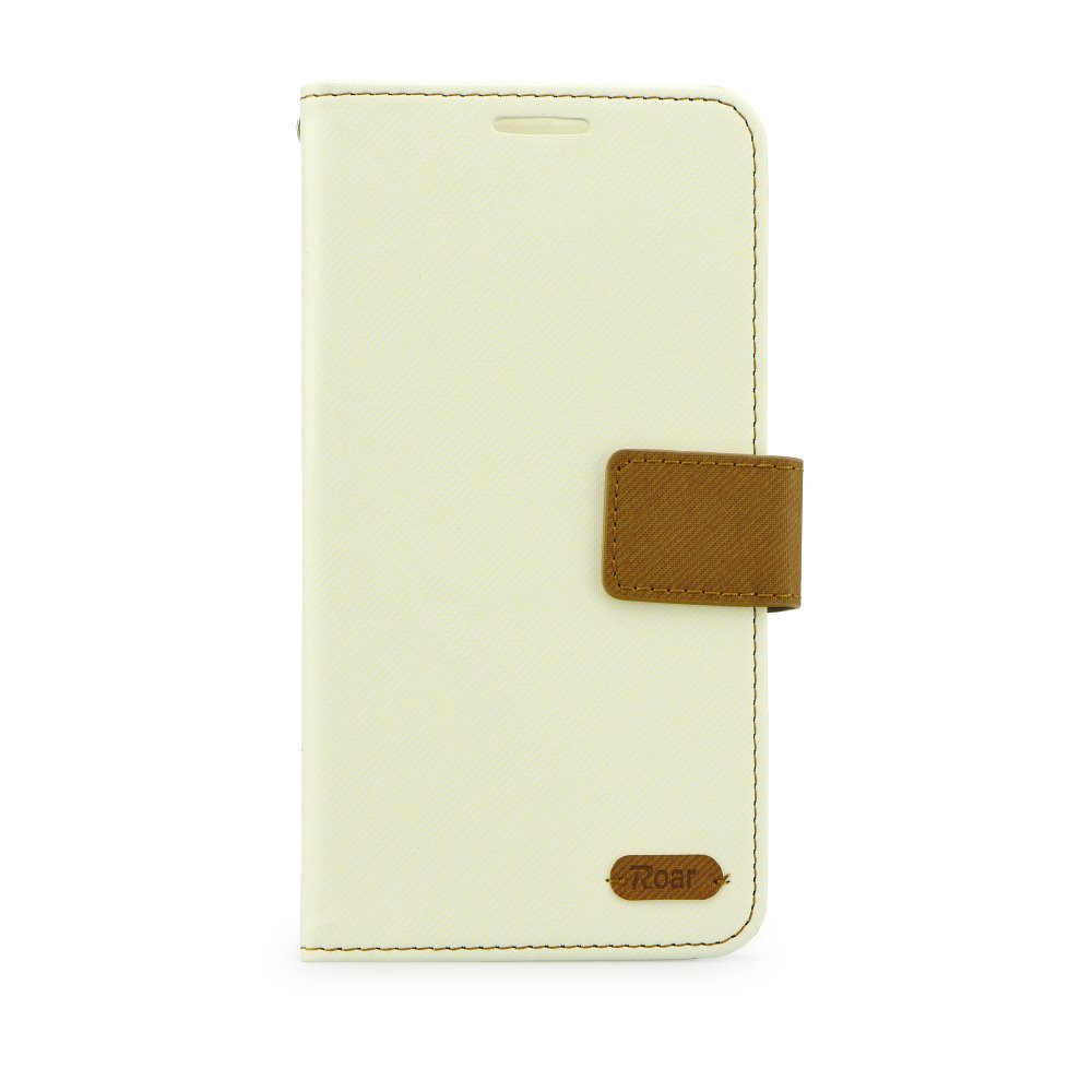 Puzdro Roar Simply Life pre Apple Iphone 5/5s/5SE white
