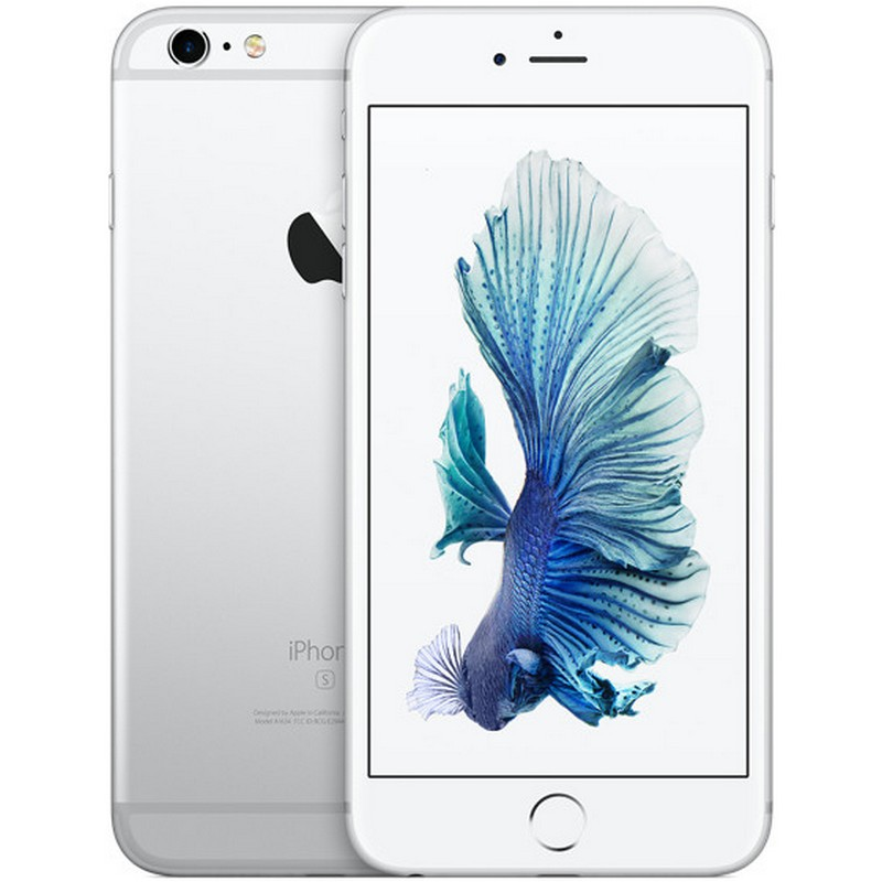 Apple iPhone 6S 32GB silver  31ae784b86c