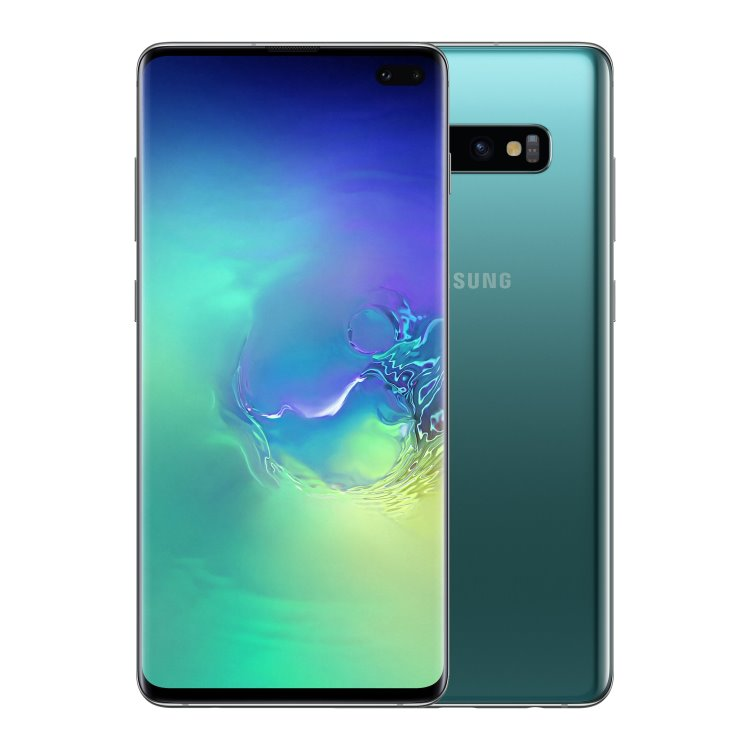 Samsung Galaxy S10 Plus G975F 128GB green