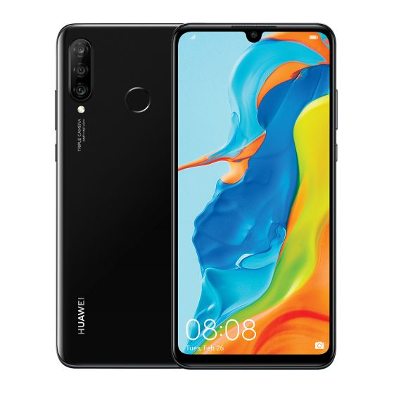HUAWEI P30 lite New Edition black