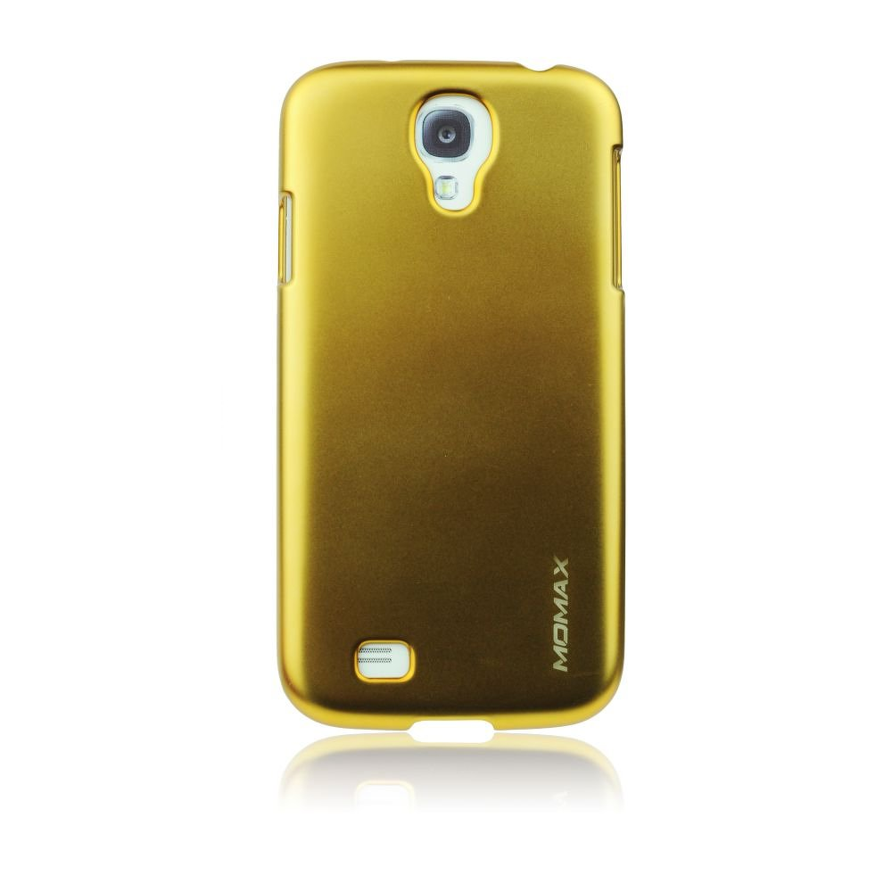 Púzdro Momax Ultra Tough Metallic Samsung i9500 gold