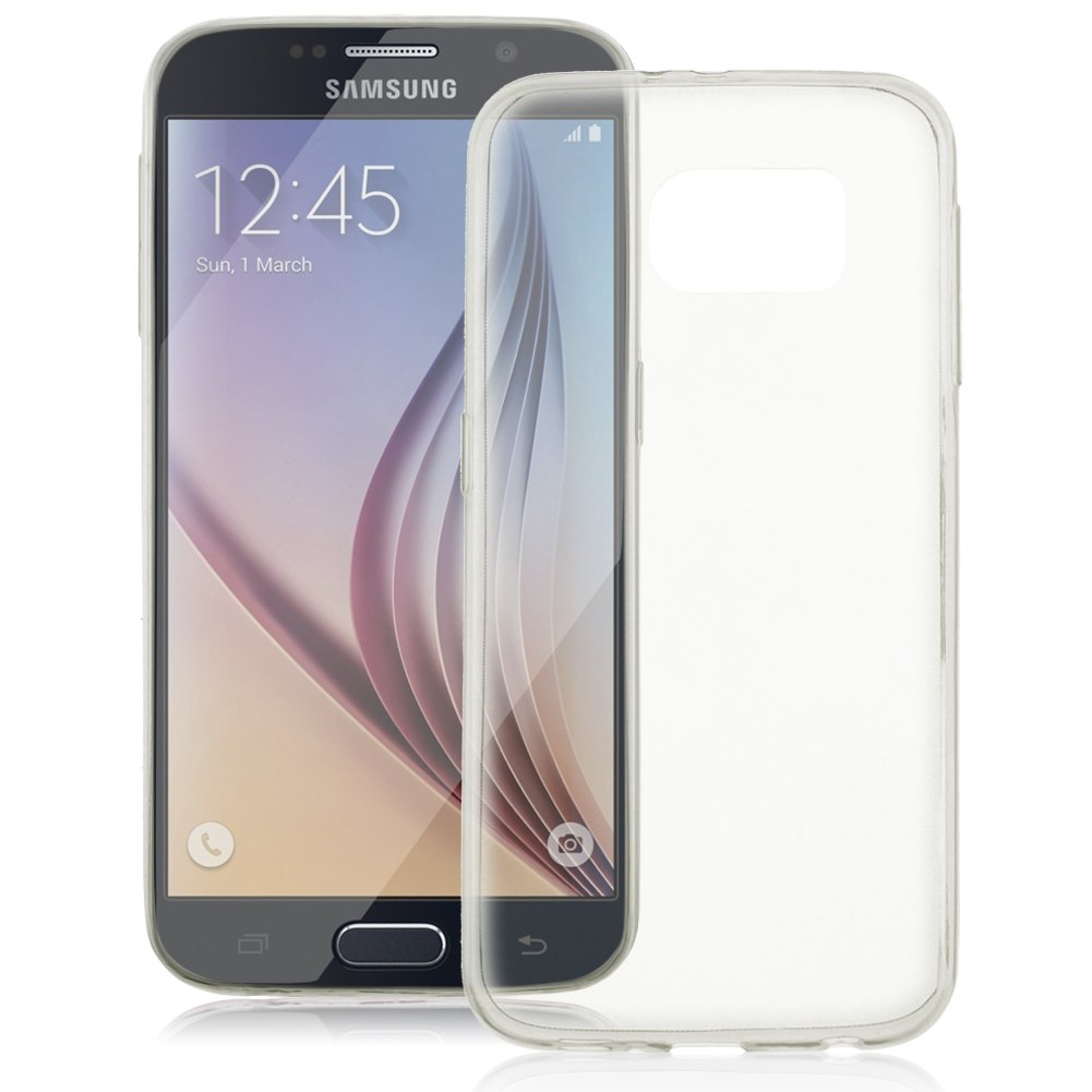 Puzdro Back Case UltraSlim (0,3mm) Samsung Galaxy S6