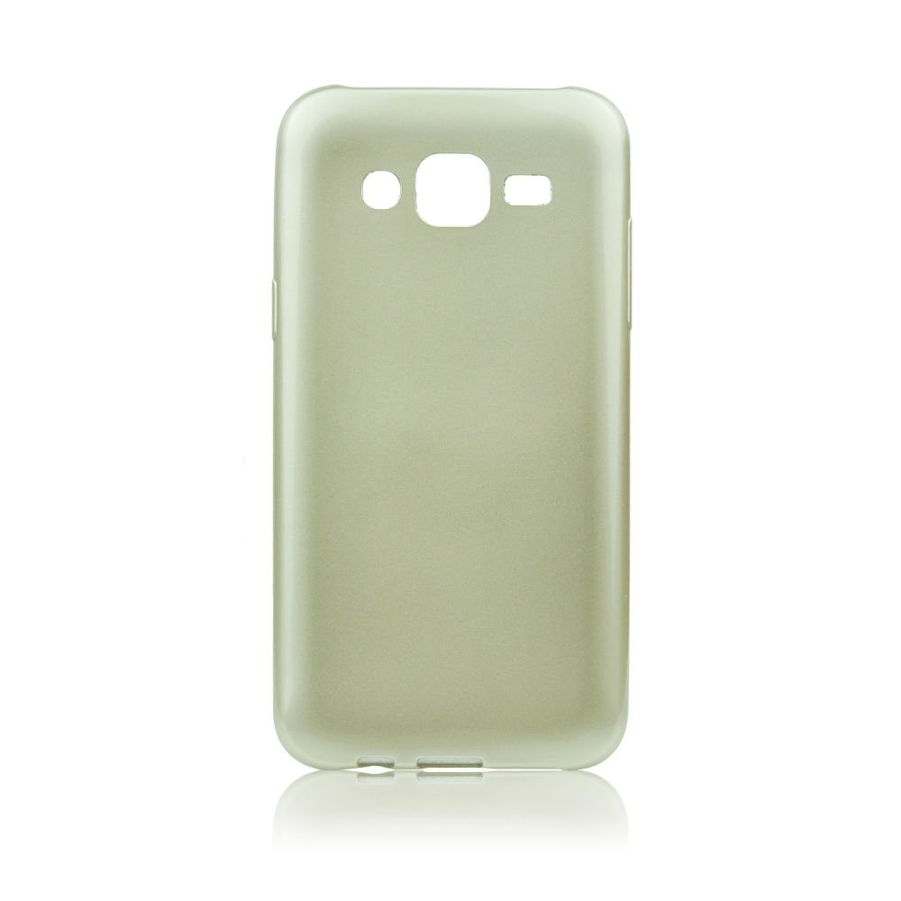 Puzdro Jelly Case Samsung Galaxy J5 gold