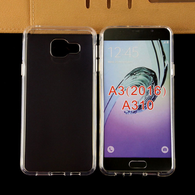 Puzdro Back Case UltraSlim (0,3mm) Samsung Galaxy A310f 2016