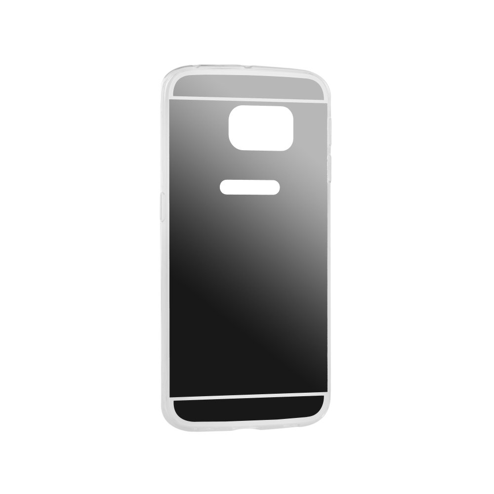Puzdro Forcell Mirror pre Samsung Galaxy S6 Edge grey