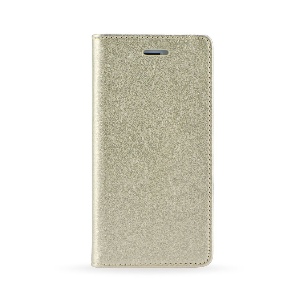 Puzdro Magnet Book Huawei P9 Lite gold