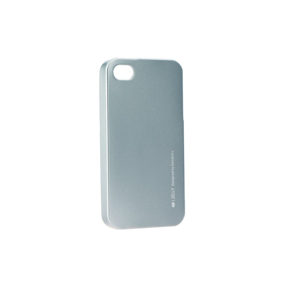 Puzdro i-Jelly Apple Iphone 5/5s/SE grey