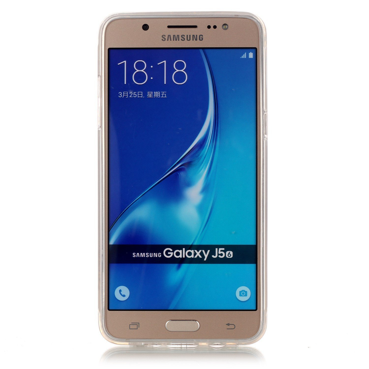 Puzdro Back Case UltraSlim (0,3mm) Samsung Galaxy J520F 2016