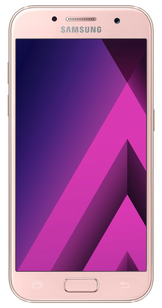 Samsung Galaxy A3 2017 A320F Peach Cloud