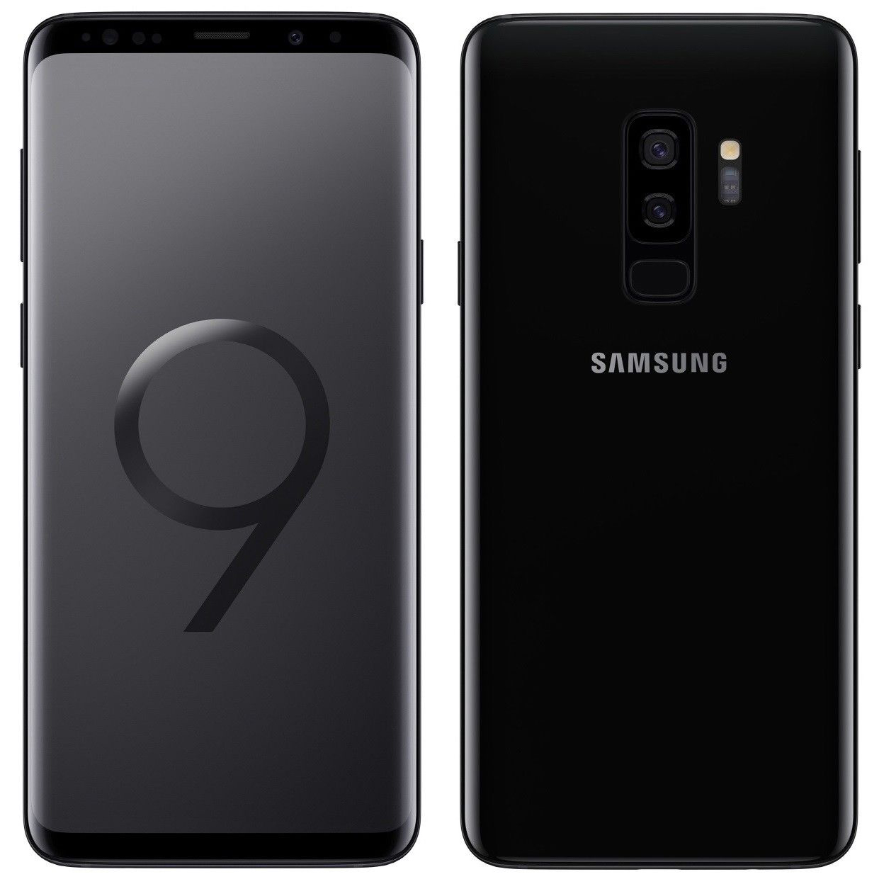 Samsung Galaxy S9 Plus G965F 64GB Single SIM black
