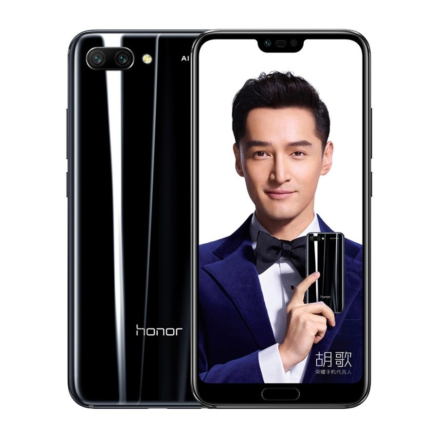Honor 10 Dual Sim 4GB RAM 64GB Midnight Black