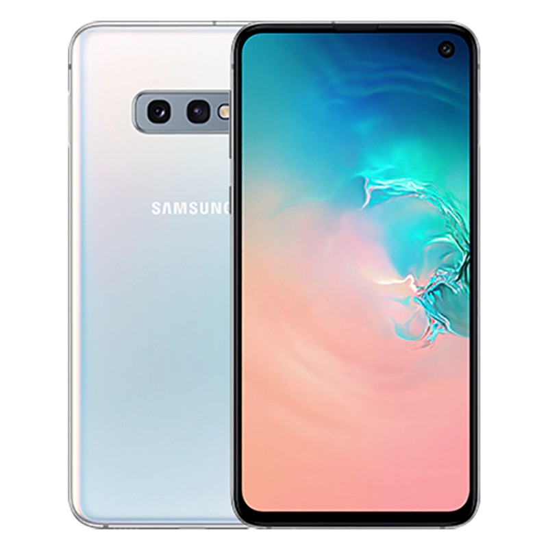 Samsung Galaxy S10e G970F 128GB white