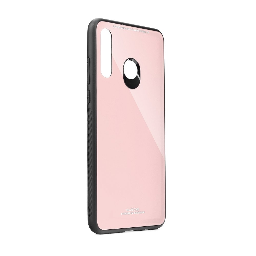 Puzdro Forcell Glass Huawei P30 lite pink
