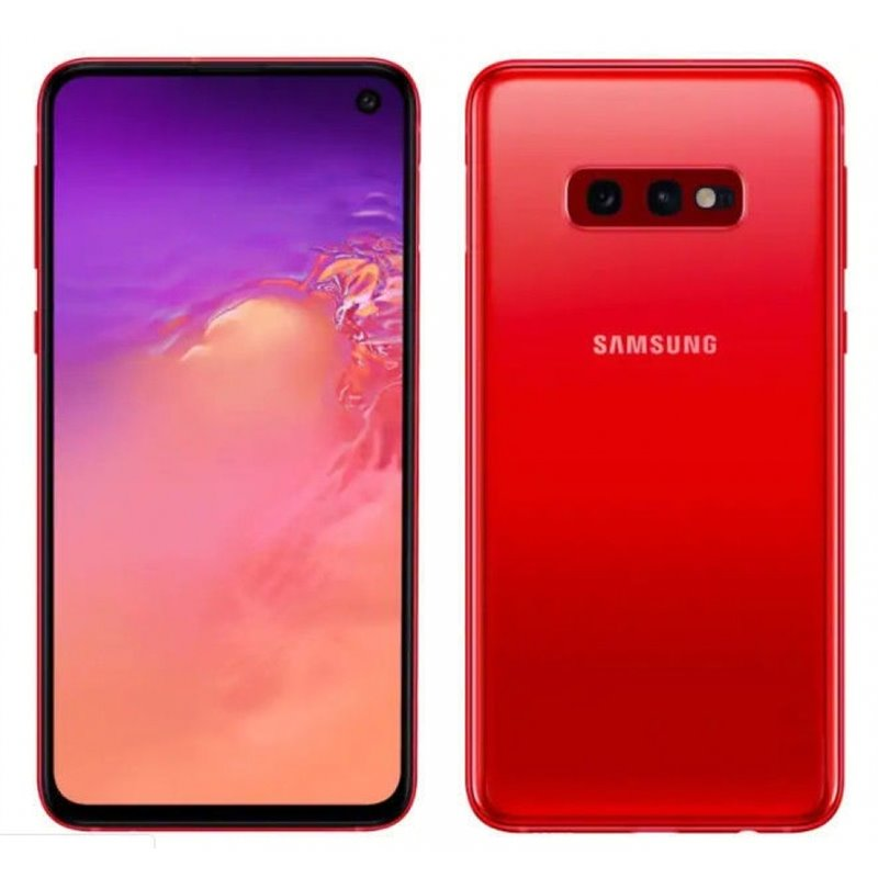 Samsung Galaxy S10e G970F 128GB red