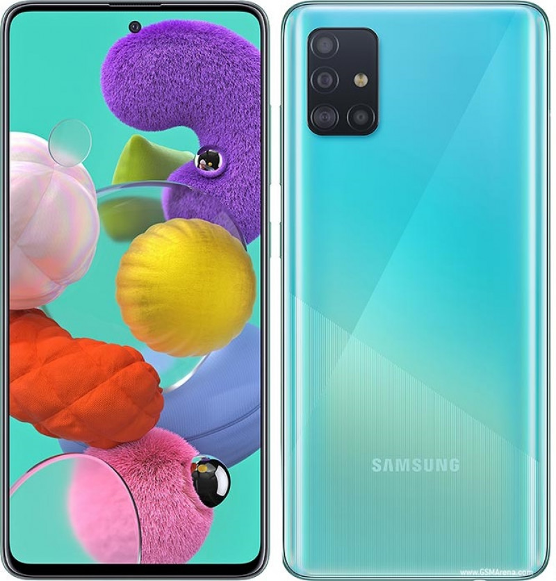 Samsung Galaxy A51 A515 4GB/128GB bllue