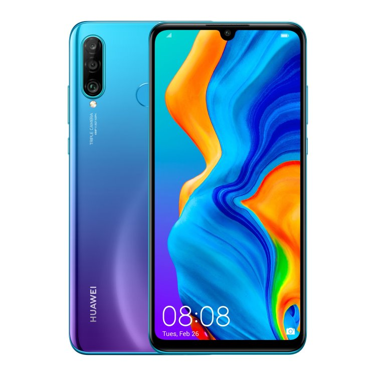 HUAWEI P30 lite New Edition blue