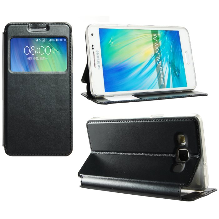 Puzdro Kalaideng SUN pre Samsung Galaxy S6 black 0406b7b8207