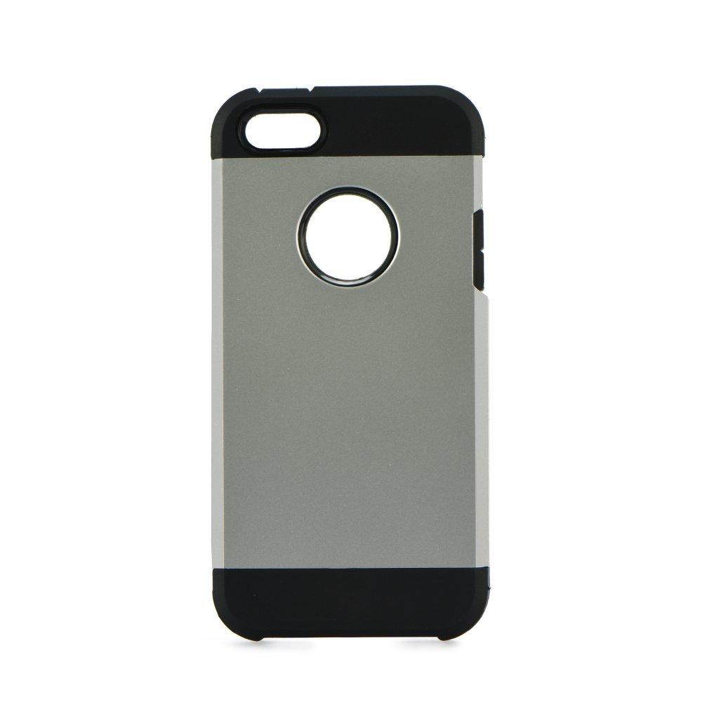 Puzdro Hybrid pre Apple Iphone 6 6s silver b6a1f3b71c5