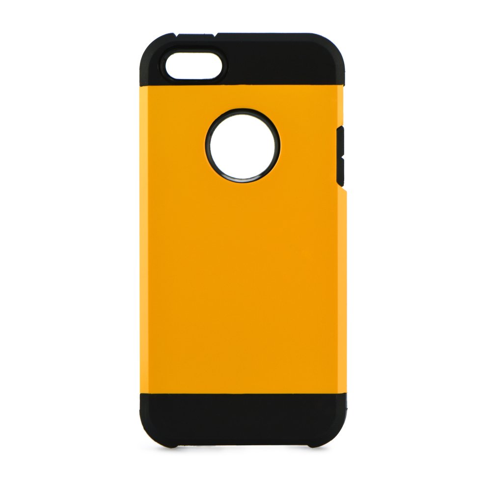 Puzdro Hybrid pre Apple Iphone 6/6s yellow