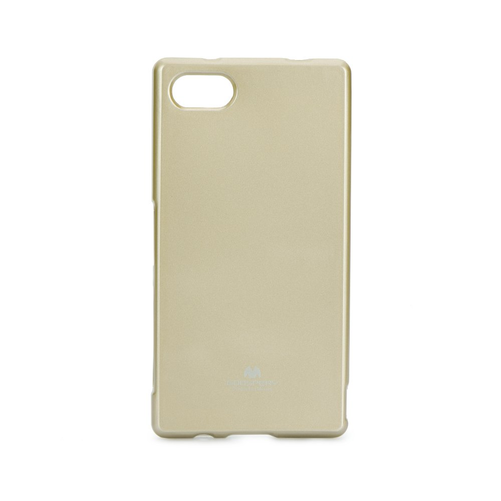 Puzdro Jelly Case Flash Sony Xperia Z5 Compact gold