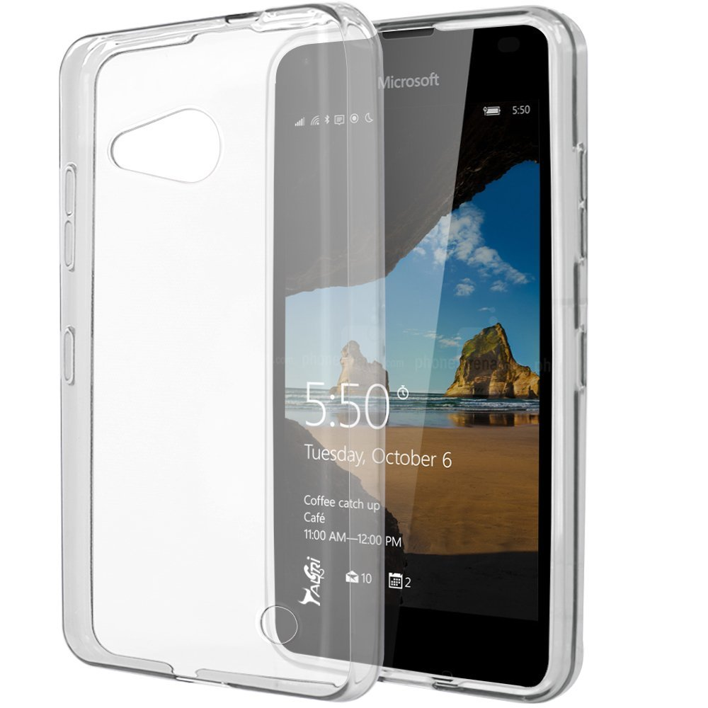 Puzdro Back Case UltraSlim (0,3mm) Microsoft Lumia 550