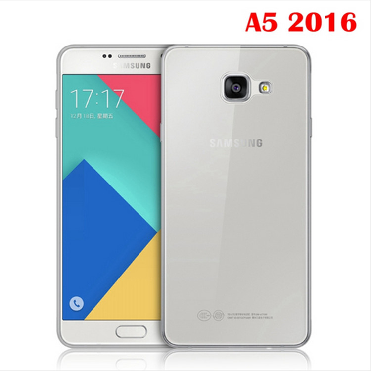 Puzdro Back Case UltraSlim (0,3mm) Samsung Galaxy A510F 2016