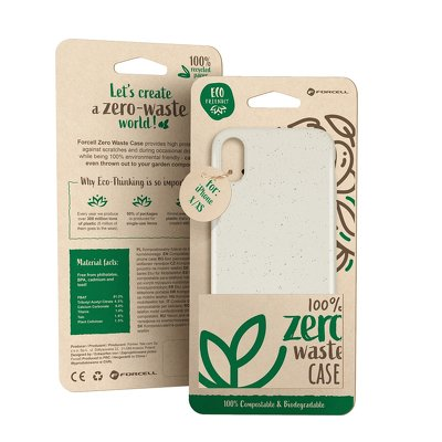 Puzdro Zero Waste Forcell Samsung Galaxy S20 PLUS nature