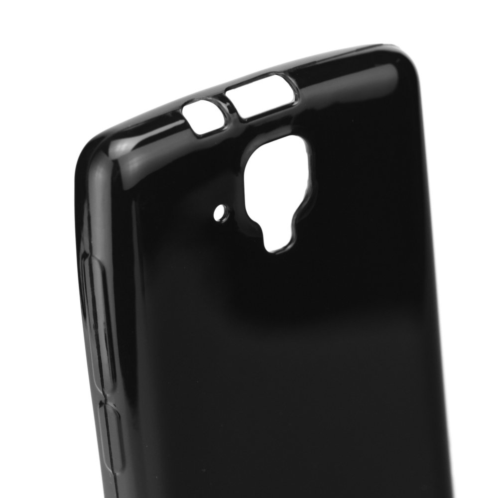 Puzdro Back Case UltraSlim (0,3mm) Lenovo P70 black