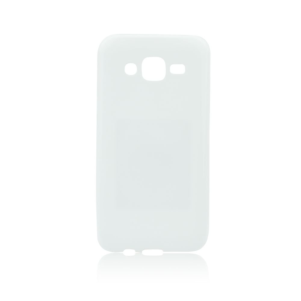 Puzdro Jelly Case Flash pre Huawei Honor 7 white