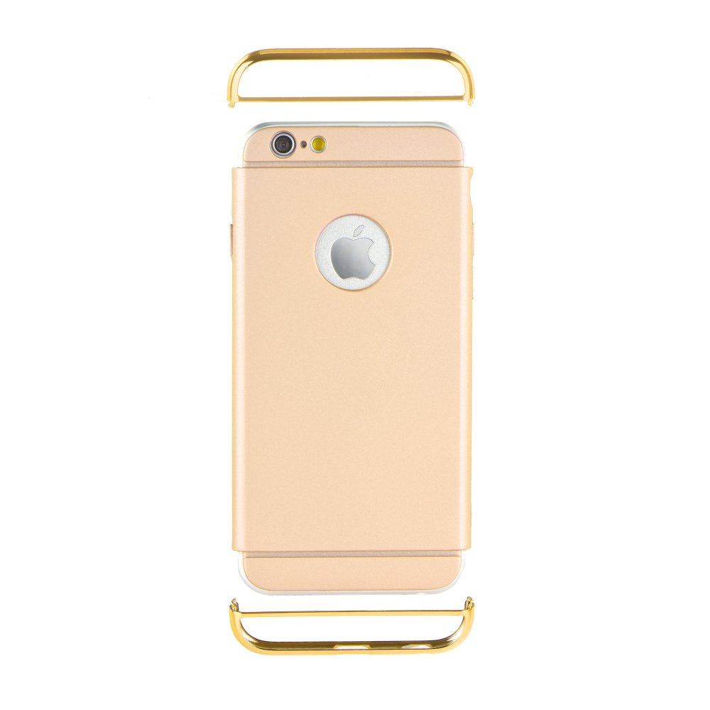 Puzdro Forcell 3in1 Apple Iphone 5/5s/SE gold